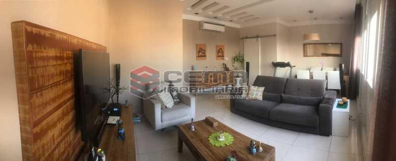 sala 5 - Apartamento 3 quartos em Ipanema - LAAP31889 - 3
