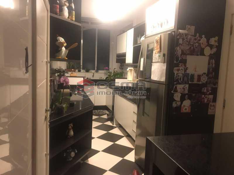 cozinha 1 - Apartamento 3 quartos em Ipanema - LAAP31889 - 8