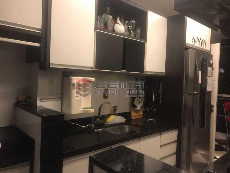 cozinha 4 - Apartamento 3 quartos em Ipanema - LAAP31889 - 11