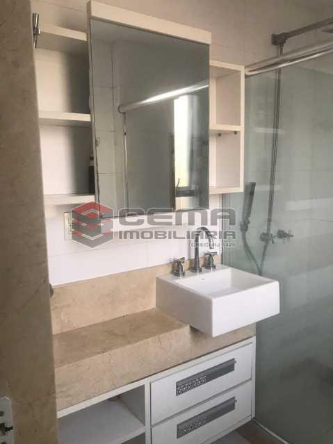 banheiro 1 - Apartamento 3 quartos em Ipanema - LAAP31889 - 24