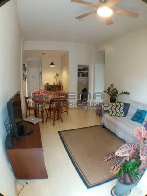 Sala - Apartamento À Venda - Rio de Janeiro - RJ - Laranjeiras - LAAP22226 - 5