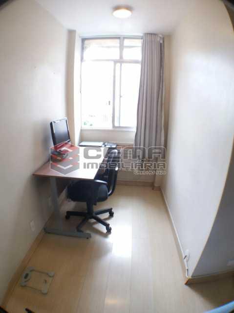 Quarto 1 - Apartamento À Venda - Rio de Janeiro - RJ - Laranjeiras - LAAP22226 - 10