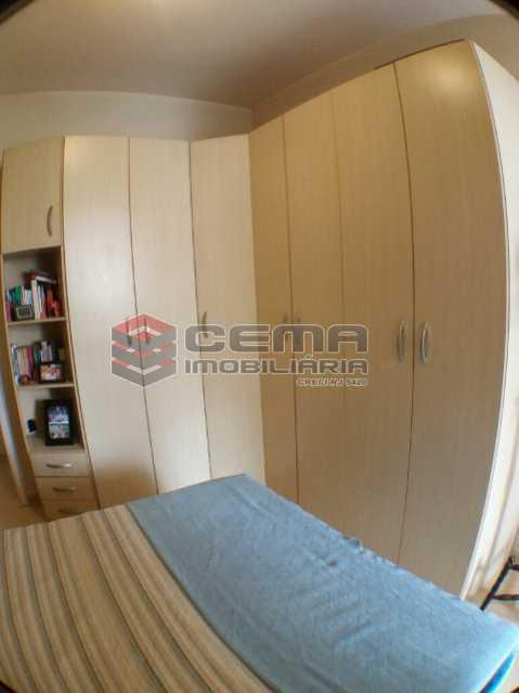 Quarto 1 - Apartamento À Venda - Rio de Janeiro - RJ - Laranjeiras - LAAP22226 - 11