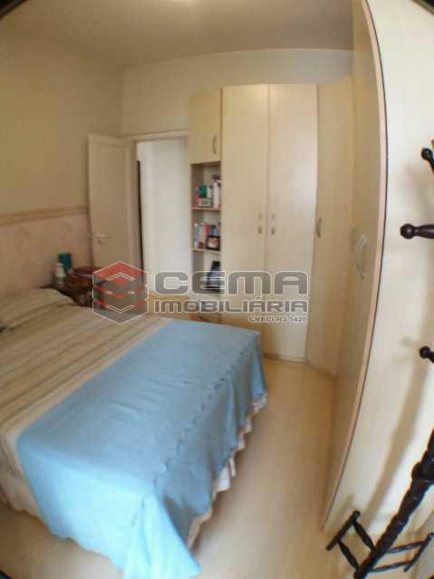 Quarto 1 - Apartamento À Venda - Rio de Janeiro - RJ - Laranjeiras - LAAP22226 - 9
