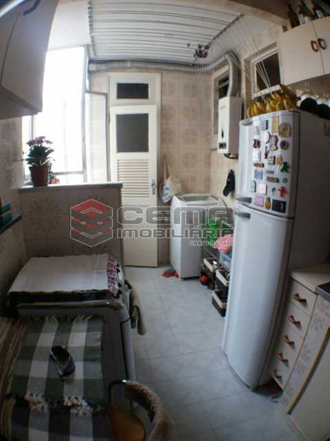 Cozinha - Apartamento À Venda - Rio de Janeiro - RJ - Laranjeiras - LAAP22226 - 20