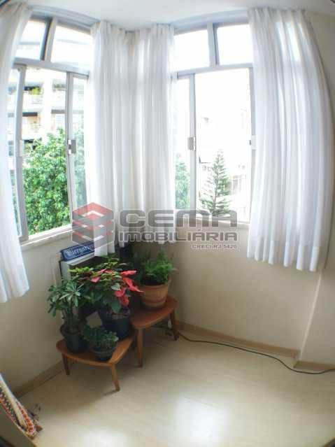 Sala - Apartamento À Venda - Rio de Janeiro - RJ - Laranjeiras - LAAP22226 - 4