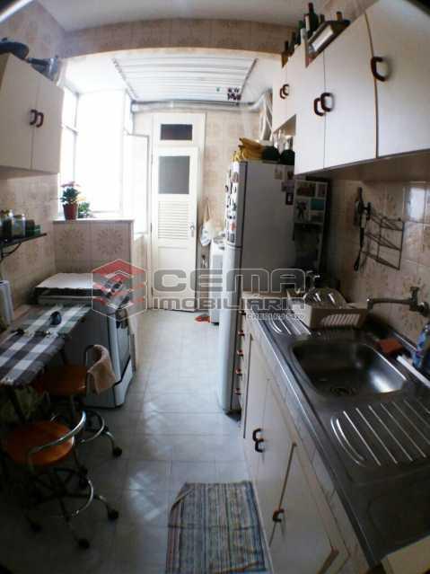 Cozinha - Apartamento À Venda - Rio de Janeiro - RJ - Laranjeiras - LAAP22226 - 19