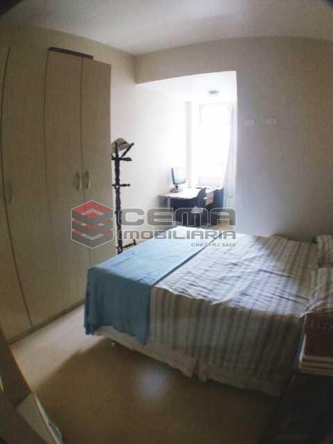 Quarto 1 - Apartamento À Venda - Rio de Janeiro - RJ - Laranjeiras - LAAP22226 - 12