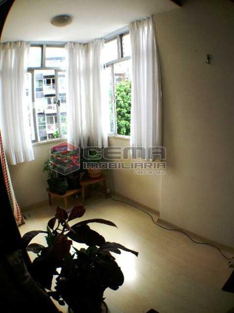 Sala - Apartamento À Venda - Rio de Janeiro - RJ - Laranjeiras - LAAP22226 - 8