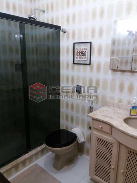 Banheiro - Apartamento À Venda - Rio de Janeiro - RJ - Laranjeiras - LAAP22226 - 17