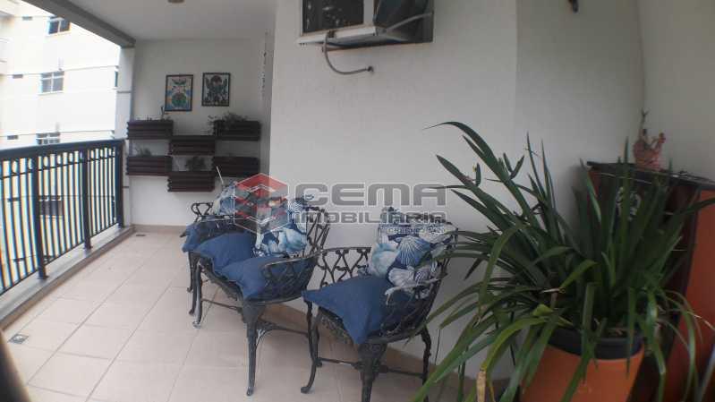 Varanda - Apartamento À Venda - Rio de Janeiro - RJ - Botafogo - LAAP22263 - 4