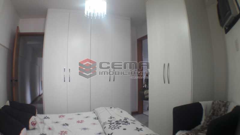 Quarto  suíte - Apartamento À Venda - Rio de Janeiro - RJ - Botafogo - LAAP22263 - 8