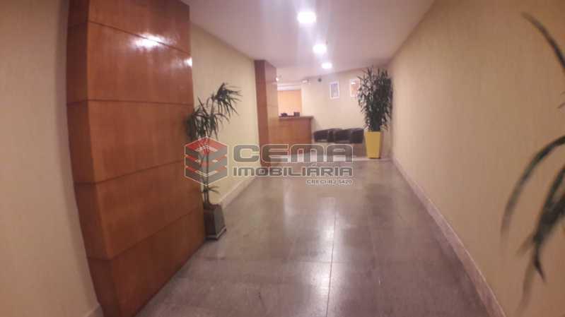 Entrada portaria - Apartamento À Venda - Rio de Janeiro - RJ - Botafogo - LAAP22263 - 23