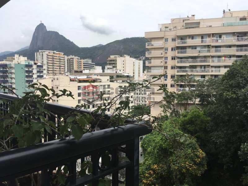 Vista varanda - Apartamento À Venda - Rio de Janeiro - RJ - Botafogo - LAAP22263 - 1