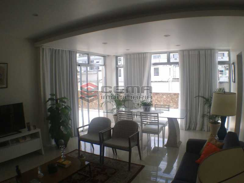 3 - Sala 9. - Cobertura À Venda - Rio de Janeiro - RJ - Flamengo - LACO20066 - 5