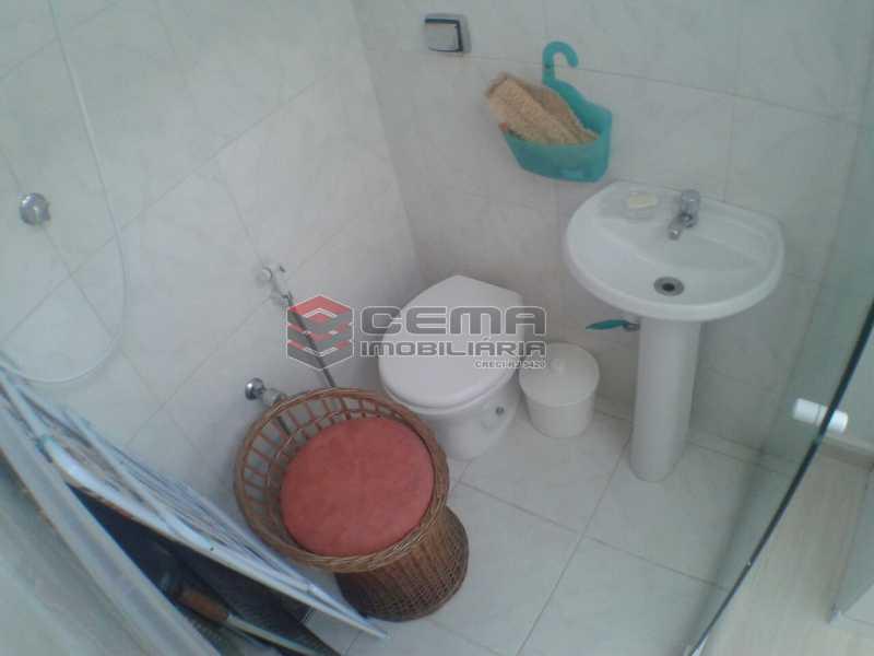 5.1 - Banheiro suíte. - Cobertura À Venda - Rio de Janeiro - RJ - Flamengo - LACO20066 - 23