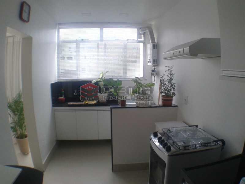 6 - Cozinha 1. - Cobertura À Venda - Rio de Janeiro - RJ - Flamengo - LACO20066 - 24