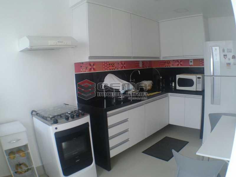 6 - Cozinha 3. - Cobertura À Venda - Rio de Janeiro - RJ - Flamengo - LACO20066 - 25