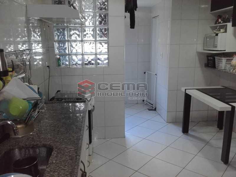 Cozinha - Apartamento 3 quartos à venda Tijuca, Zona Norte RJ - R$ 795.000 - LAAP31933 - 14