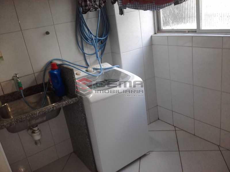 Área de Serviço - Apartamento 3 quartos à venda Tijuca, Zona Norte RJ - R$ 795.000 - LAAP31933 - 21