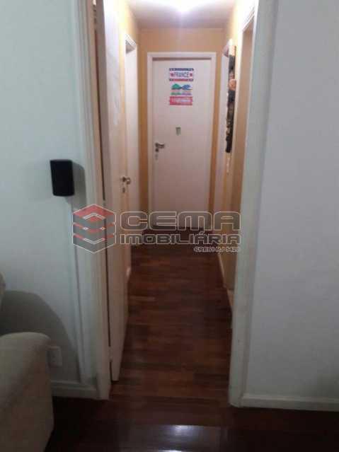 Circulação - Apartamento 3 quartos à venda Tijuca, Zona Norte RJ - R$ 795.000 - LAAP31933 - 13