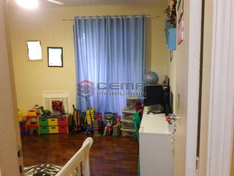 Quarto 2 - Apartamento 3 quartos à venda Tijuca, Zona Norte RJ - R$ 795.000 - LAAP31933 - 9