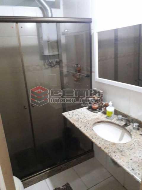 Banheiro Social - Apartamento 3 quartos à venda Tijuca, Zona Norte RJ - R$ 795.000 - LAAP31933 - 17