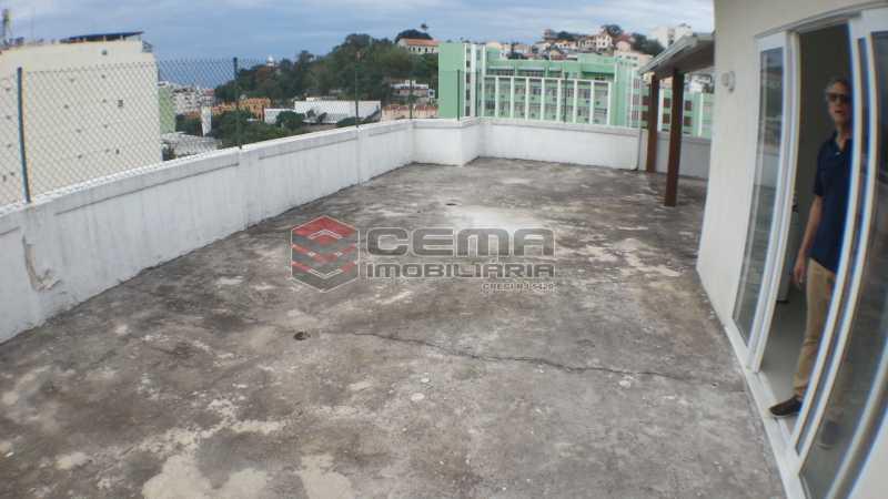 Terraço - Cobertura À Venda - Catete - Rio de Janeiro - RJ - LACO10016 - 3