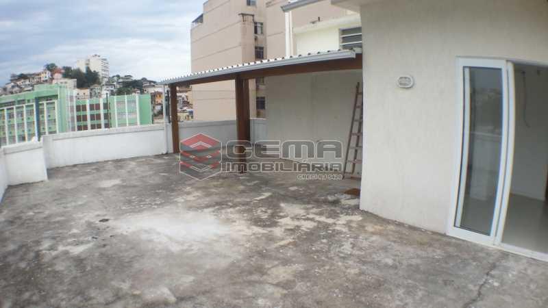 Terraço - Cobertura À Venda - Catete - Rio de Janeiro - RJ - LACO10016 - 4