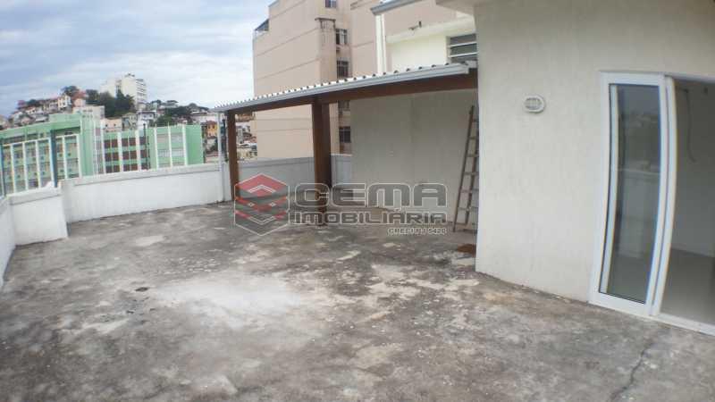 Terraço - Cobertura À Venda - Catete - Rio de Janeiro - RJ - LACO10016 - 13