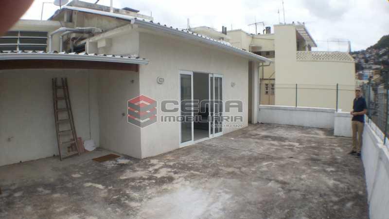 Terraço - Cobertura À Venda - Catete - Rio de Janeiro - RJ - LACO10016 - 10