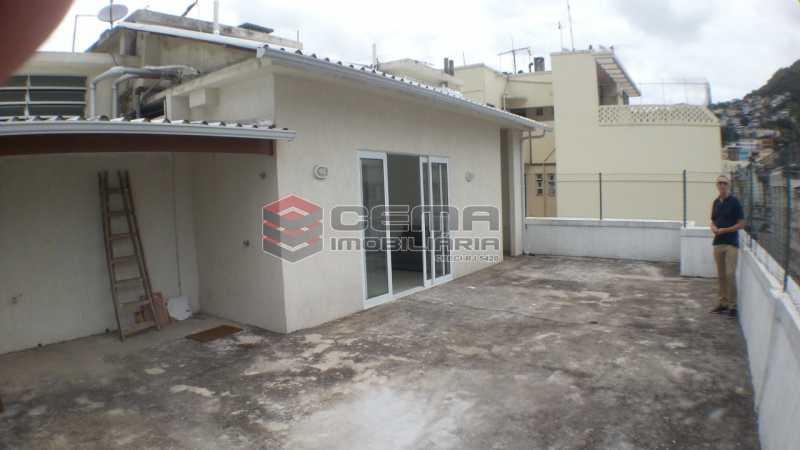 Terraço - Cobertura À Venda - Catete - Rio de Janeiro - RJ - LACO10016 - 1