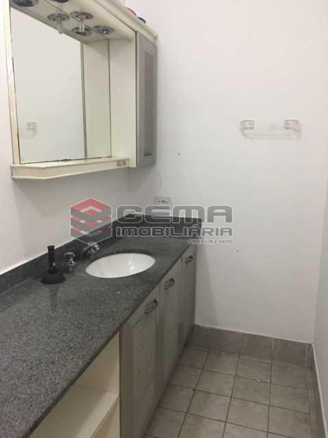 BANHEIRO - Apartamento À Venda - Rio de Janeiro - RJ - Flamengo - LAAP22301 - 12