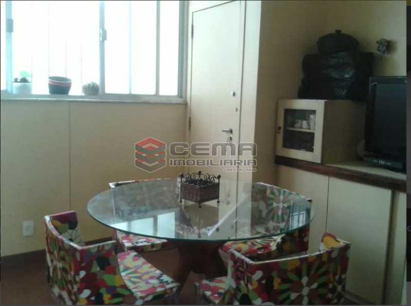 2 - Apartamento 3 quartos à venda Humaitá, Zona Sul RJ - R$ 1.900.000 - LAAP31972 - 3