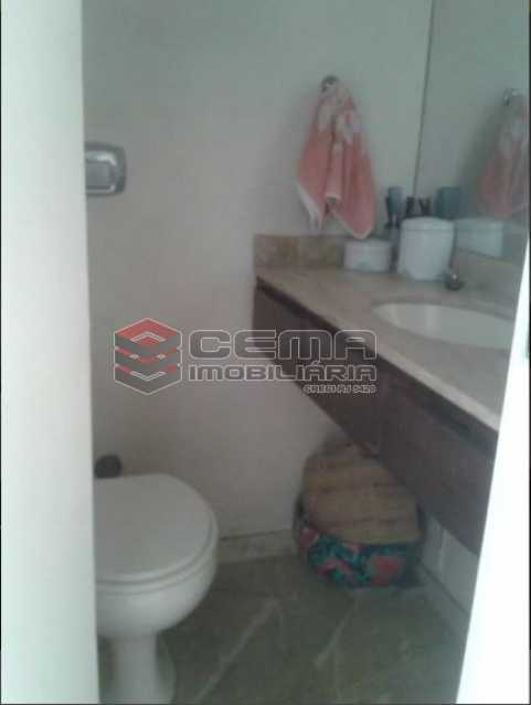 3 - Apartamento 3 quartos à venda Humaitá, Zona Sul RJ - R$ 1.900.000 - LAAP31972 - 4