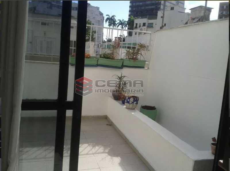 10 - Apartamento 3 quartos à venda Humaitá, Zona Sul RJ - R$ 1.900.000 - LAAP31972 - 11