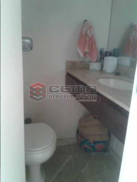 13 - Apartamento 3 quartos à venda Humaitá, Zona Sul RJ - R$ 1.900.000 - LAAP31972 - 14