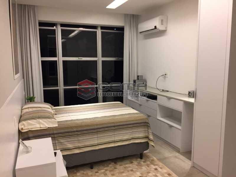 quarto suite - Apartamento À VENDA, Botafogo, Rio de Janeiro, RJ - LAAP22338 - 9