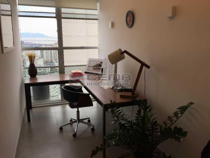 sala 3 - Apartamento À VENDA, Botafogo, Rio de Janeiro, RJ - LAAP22338 - 23