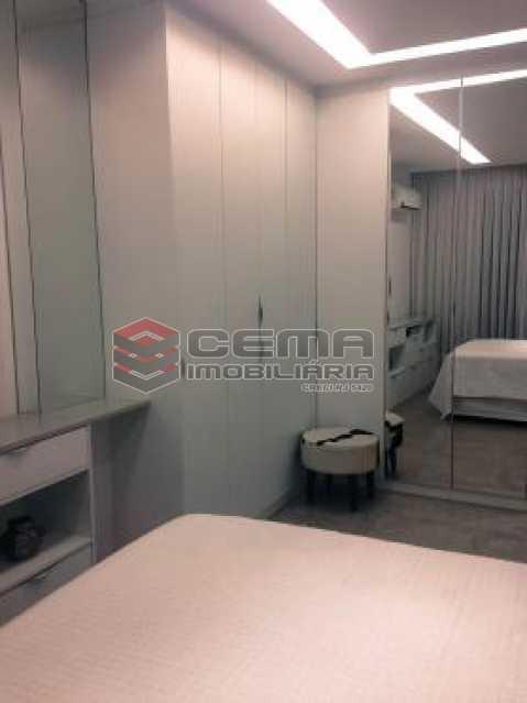 quarto suite 1 - Apartamento À VENDA, Botafogo, Rio de Janeiro, RJ - LAAP22338 - 8
