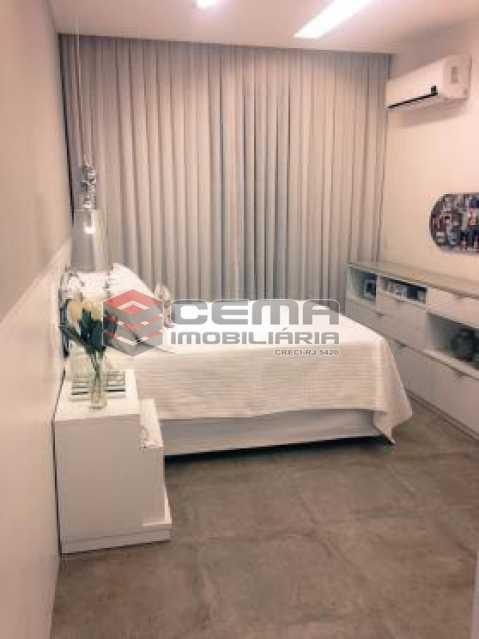 quarto suite 2 - Apartamento À Venda - Rio de Janeiro - RJ - Botafogo - LAAP22338 - 7