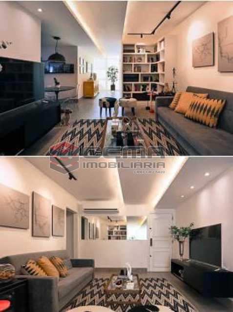 cozinha 2 - Apartamento À Venda - Rio de Janeiro - RJ - Botafogo - LAAP22338 - 25