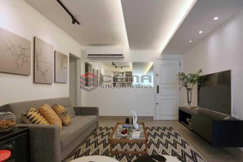 cozinha 3 - Apartamento À VENDA, Botafogo, Rio de Janeiro, RJ - LAAP22338 - 3