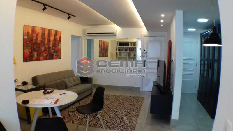 salao - Apartamento À VENDA, Botafogo, Rio de Janeiro, RJ - LAAP22338 - 6
