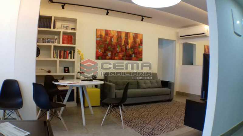 salao 1 - Apartamento À VENDA, Botafogo, Rio de Janeiro, RJ - LAAP22338 - 4