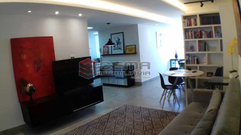 sala 4 - Apartamento À VENDA, Botafogo, Rio de Janeiro, RJ - LAAP22338 - 28