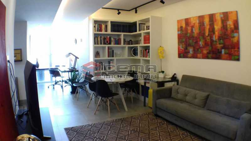 sala 5 - Apartamento À VENDA, Botafogo, Rio de Janeiro, RJ - LAAP22338 - 26