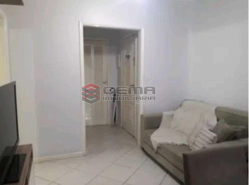 sala - Apartamento à venda Rua Cândido Mendes,Glória, Zona Sul RJ - R$ 485.000 - LAAP11350 - 5