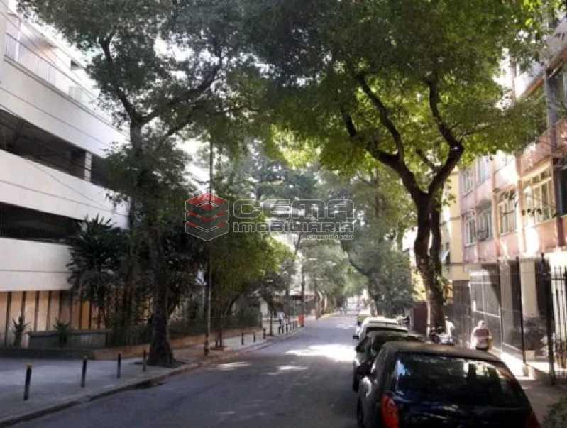 rua - Apartamento à venda Rua Cândido Mendes,Glória, Zona Sul RJ - R$ 485.000 - LAAP11350 - 19