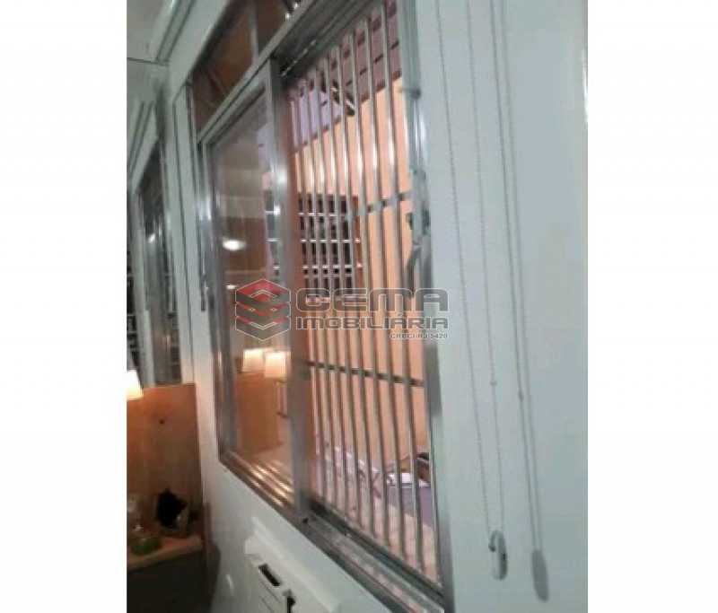 cozinha - Apartamento à venda Rua Cândido Mendes,Glória, Zona Sul RJ - R$ 485.000 - LAAP11350 - 16